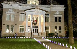 lighting the way fundraiser
